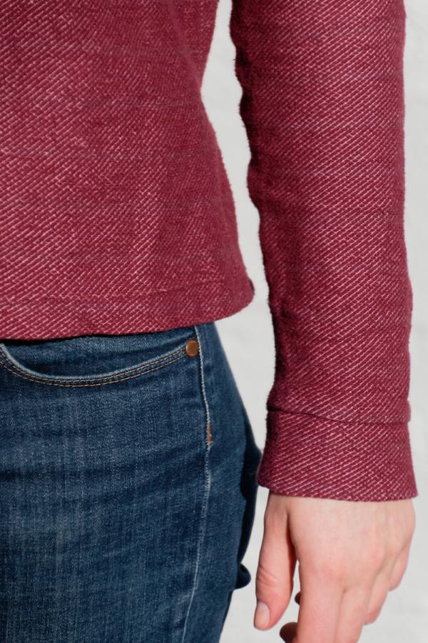 Toaster-Sweater, Albstoffe