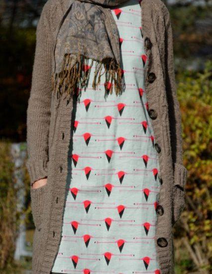 laurel kleid selbstgenäht colette