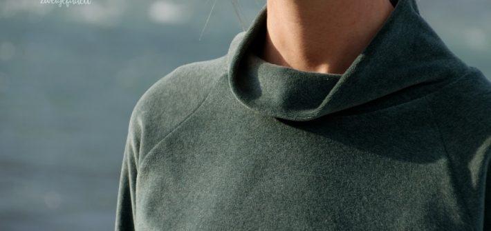 Toaster Sweater, Lebenskleidung Nicki